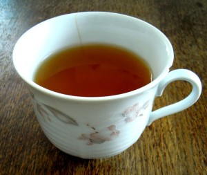 la mia vecchia tazza