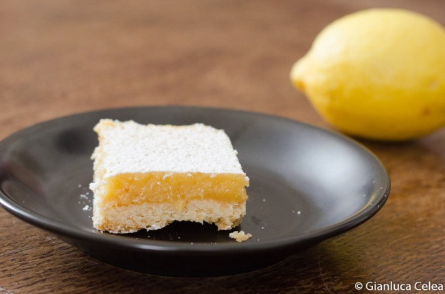Lemon Bars - foto di Gianluca Celea