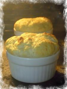 """forno: mini-soufflé che """"fingono"""" di essere cotti"""