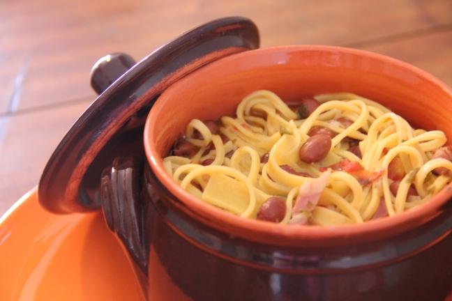 Pasta e fagioli alla veneta - Foto di Rossella Reggente