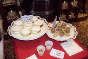 proposte dolci e tè - Foto di Davide la Placa