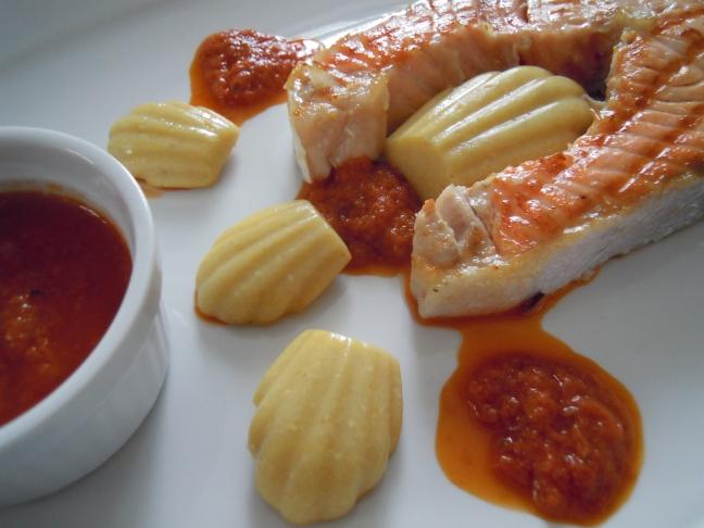 trancio salmone