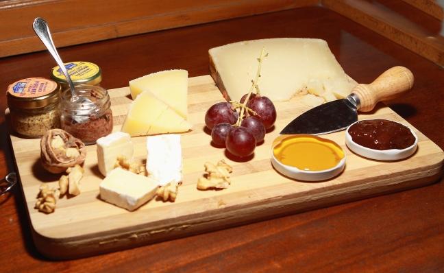 Tagliere di formaggi - Foto di Walter Romano