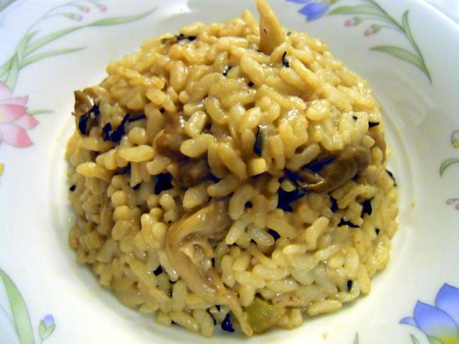 risotto cardoncelli