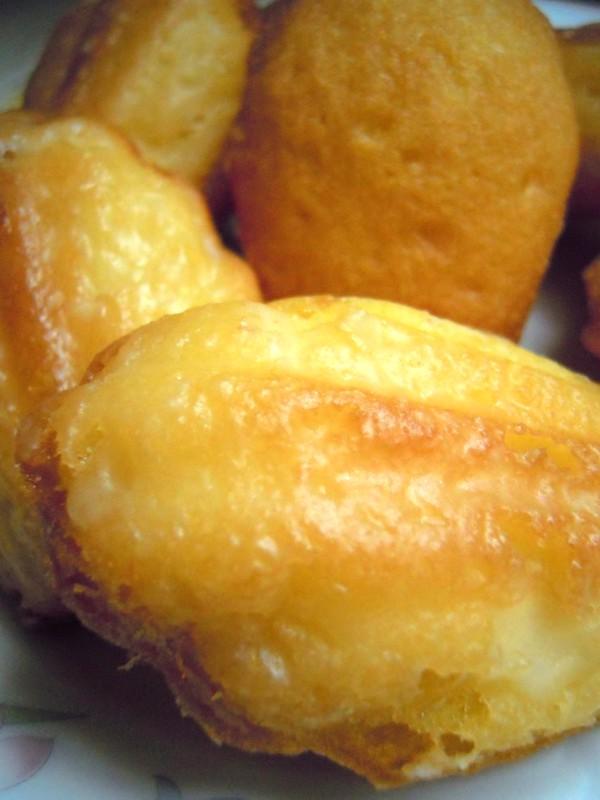 madeleine limone