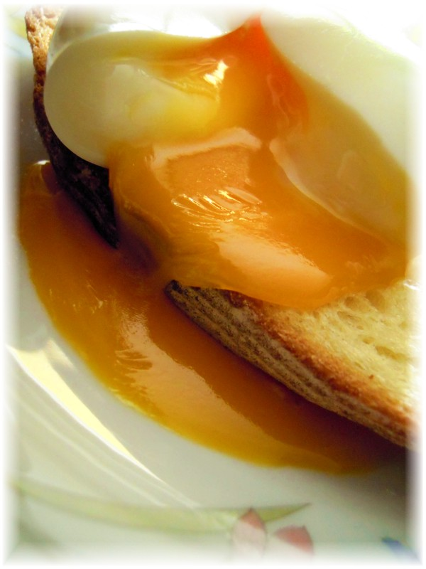 Uovo bazzotto