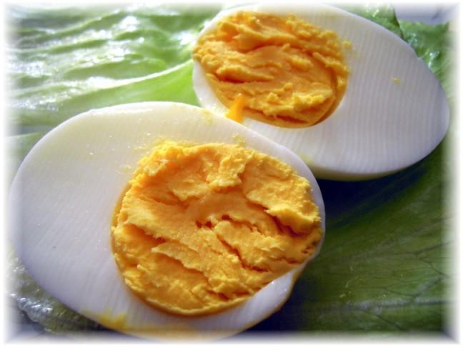 Uovo sodo - 10 minuti di cottura