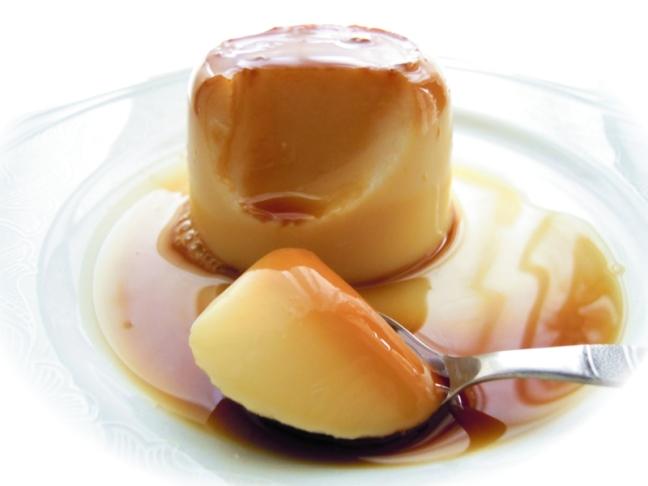 crème caramel1